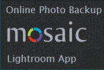 Mosaic: Foto Cloud Backup und Lightroom iPad/iPhone App