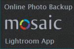 Mosaic: Foto Cloud Backup und Lightroom iPad/iPhone App