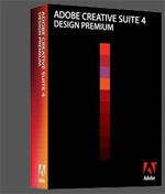 Deutsche Adobe Creative Suite CS4 lieferbar