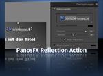 Kostenlose Photoshop Aktion: Reflexion unter ein Foto