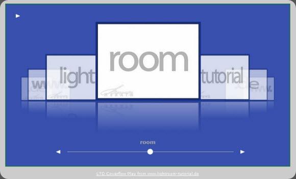Cover flow Play screenshot