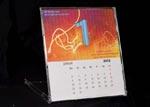 Fotokalender 2012 mit deutschen Feiertagen aus Lightroom